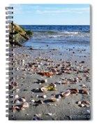 Cape Cod Beach Finds Spiral Notebook