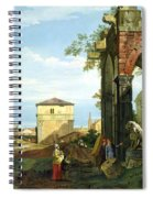 Capriccio With Motifs From Padua Spiral Notebook