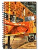 Caproni, Ca. 36 Bomber Spiral Notebook