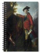 Captain Robert Orme Spiral Notebook