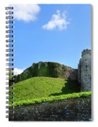Carisbrooke Castle - Isle Of Wight Spiral Notebook