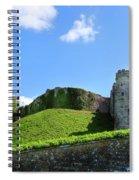 Carisbrooke Castle - Isle Of Wight Spiral Notebook