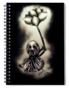 Carnal Desires Spiral Notebook