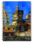 Cartagena Colombia Spiral Notebook