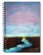 Cascade Stream Spiral Notebook