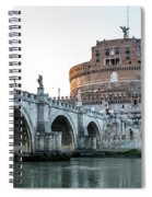 Castel Sant'angelo Spiral Notebook