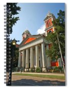 Cathedral Basilica Of The Immaculate Conception Spiral Notebook