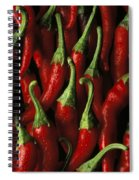 Cayenne Spiral Notebook