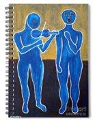 Celtic Music Spiral Notebook