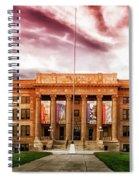 Central High School - Pueblo Colorado Spiral Notebook