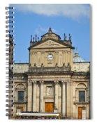 Central Park Metropolitan Cathedral Spiral Notebook
