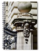 Central Park West 2 Spiral Notebook