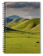 Central Valley California Spiral Notebook