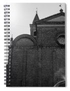 Cesena - Italy - The Cathedral  Spiral Notebook