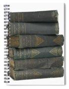 Charles Darwins The Origin Of Species Spiral Notebook