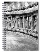 Chausath Yogini Temple Spiral Notebook