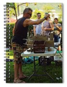 Chef Cooking Spiral Notebook