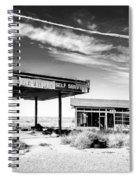 Chevron Gone Spiral Notebook