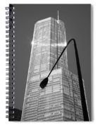 Chicago Skyscraper Spiral Notebook