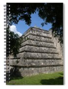 Chichen Itza 2 Spiral Notebook