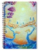 Children Of Light Spiral Notebook