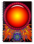 Children Of The Sun- Spiral Notebook
