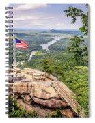 Chimney Rock State Park Spiral Notebook