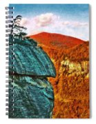 Chimney Rock Spiral Notebook