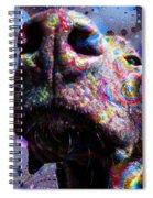 Chocolate Lab Nose Spiral Notebook