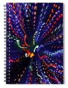 Christmas Time Spiral Notebook