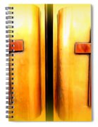 Church Doors Spiral Notebook