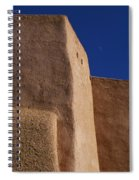 Church Taos Nm Spiral Notebook