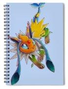 Chymereon Spiral Notebook