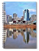 Cincinnati Reflects Spiral Notebook