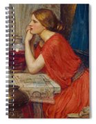 Circe Spiral Notebook