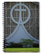 Circle T Church Spiral Notebook