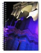 City Hall Pasadena California Spiral Notebook