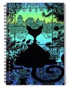 City Kitty Spiral Notebook