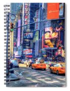 City Life Spiral Notebook