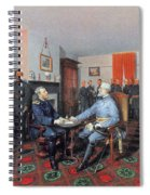 Civil War: Appomattox, 1865 Spiral Notebook