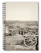 Civil War: Atlanta, 1864 Spiral Notebook