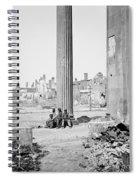 Civil War: Charleston, 1865 Spiral Notebook
