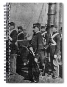 Civil War: Uss Kearsarge Spiral Notebook
