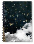 Cloud Cities New York Spiral Notebook