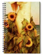Clytie Spiral Notebook