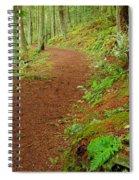 Coastal Trail Spiral Notebook