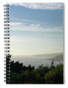Coastal View Spiral Notebook