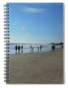 Cocoa Beach Florida Spiral Notebook