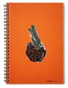 Collage #1. Spiral Notebook