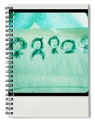 Color Prints Spiral Notebook